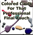 Colored Caulk