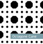 Octagon Cane Designed Custom Metal Grille