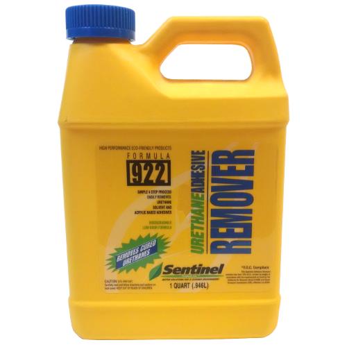 Sentinel 922 Urethane Adhesive Remover Quart