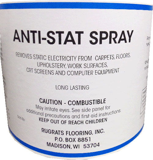 Anit Static Spray for floors