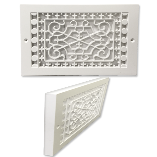 Plastic Baseboard Cover - Decorative Baseboard Cover
