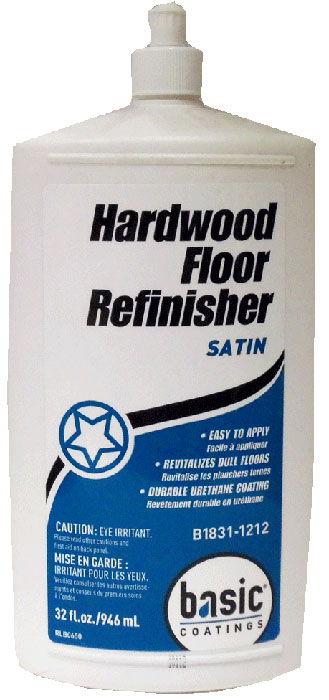 Basic Coatings Floor Refinisher