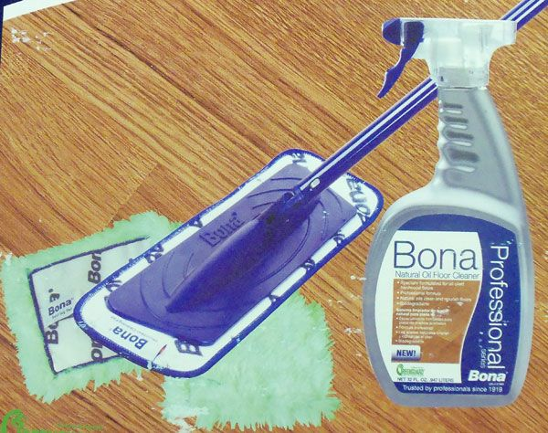 Bona Oiled Floor Cleaning Kit