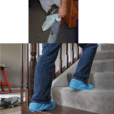 Non-Slip Cloth Boot Protectors