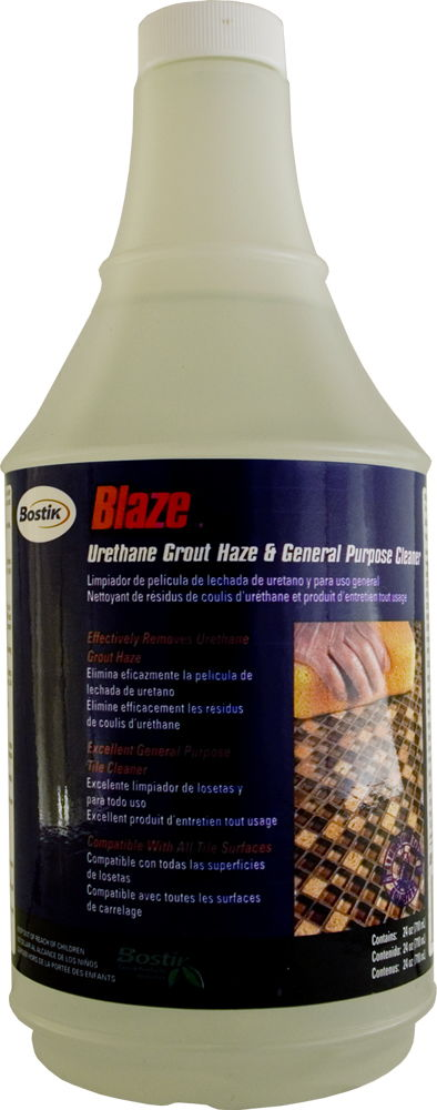 Blaze Urethane Grout Cleaner