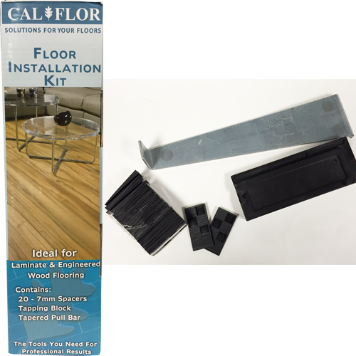 Floor Installation Kit - Floating Floor Installation