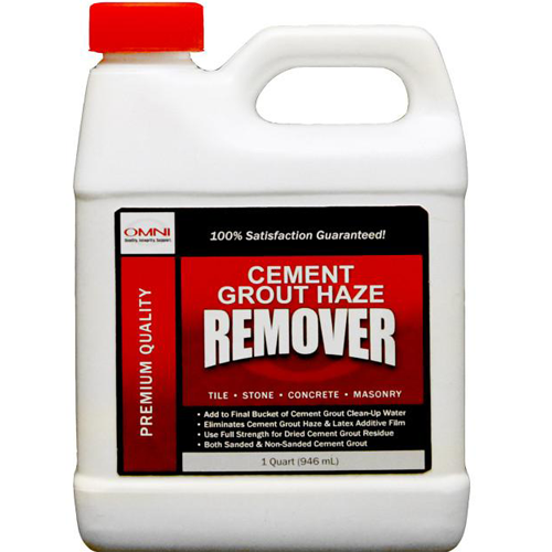 Cement Grout Haze Remover - Tile Haze Remover by Omni
