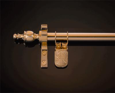 Polished Brass - Crown