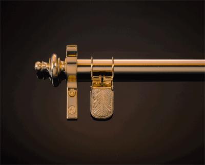 Polished Brass - Urn