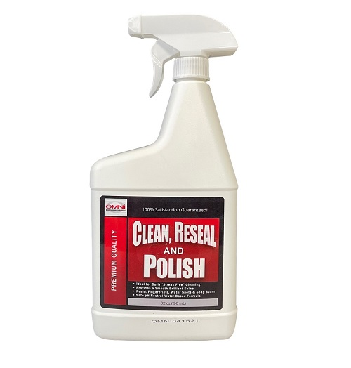 Omni Clean, Seal and Polish