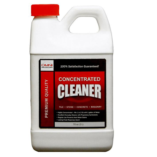 Omni Concentrated Cleaner - Surfactant Cleaner