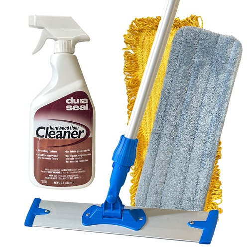 Duraseal hardwood floor cleaner - Hardwood Floor Cleaning Kit