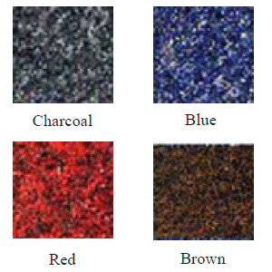 Spectra Olefin Mat - Colors