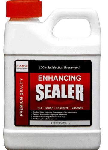 Omni Sealer Stone Enhancer Sealer