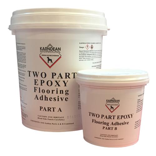 Karndean Epoxy Adhesive - Karndean Flooring Glue for High Temperature Areas