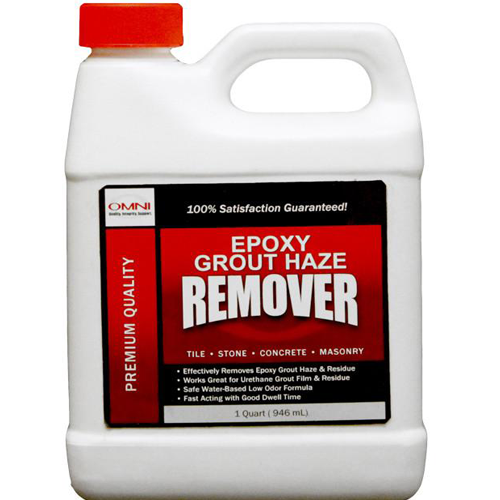 Epoxy Grout Haze Remover - Grout Residue Remover