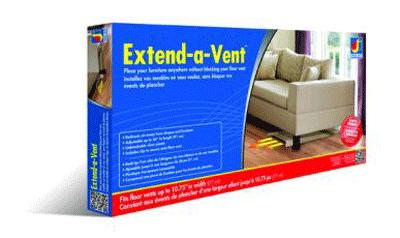Extend A Vent Air Deflector