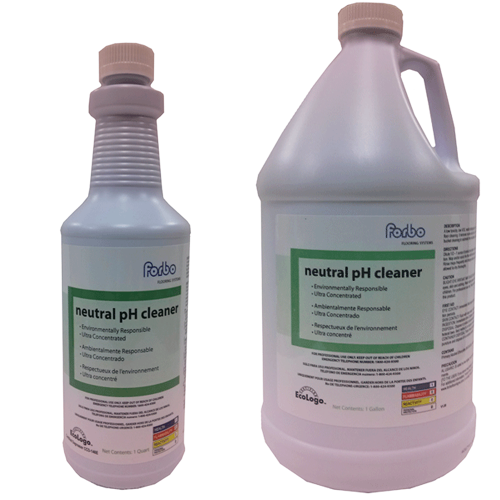 Forbo Neutral pH Cleaner Gallon and Quart Size
