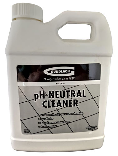 pH Neutral Cleaner by Gundlach