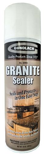 Spray on Granite Sealer GW08 By Gundlach