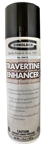 Spray On Travertine Enhancer by Gundlach