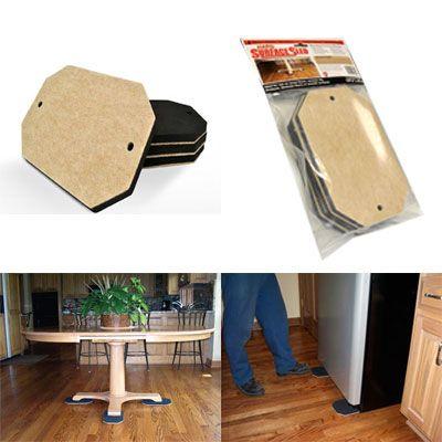 1 Foot Long Hard Surface Sleds - 4 Pack