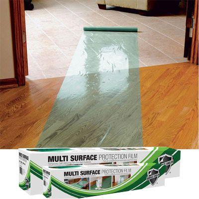 Floor Shield Hardwood Protection Film