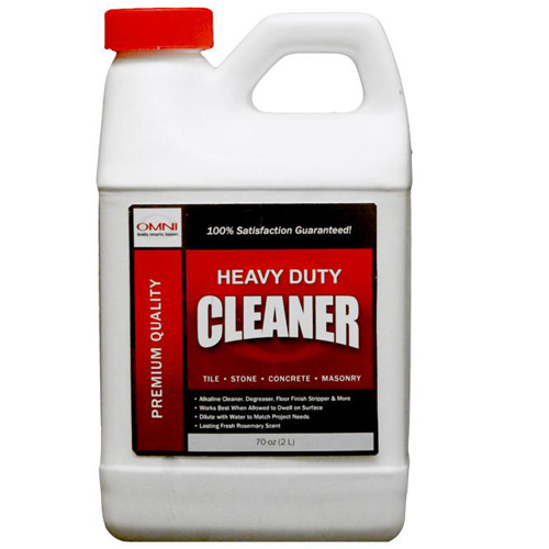 Omni Heavy Duty Cleaner - Alkaline Cleaner