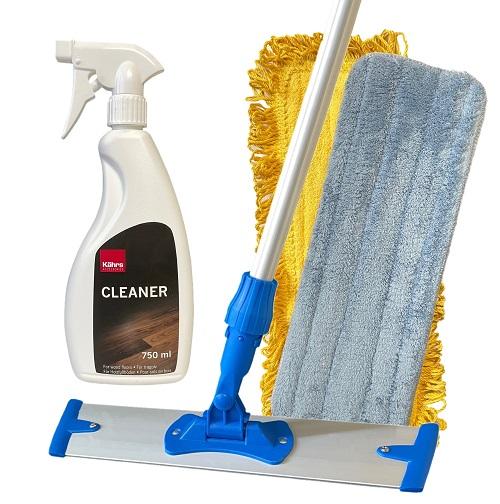 Kahrs Hardwood Floor Cleaner Kit - Kahrs Floor Cleaner
