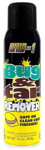 Lifter Bug and Tar Remover 16oz Aerosol Can