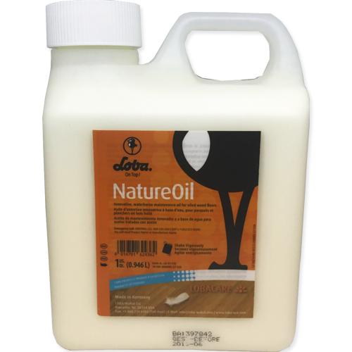 Loba Nature Oil - Oiled Wood Floors Maintenance