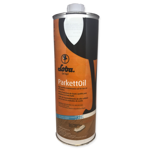 Parkett Oil by Loba Floor Products
