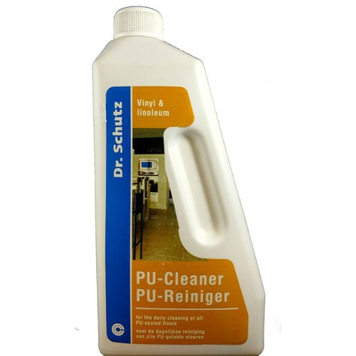 Vinyl And Linoleum Cleaner by Dr. Schutz