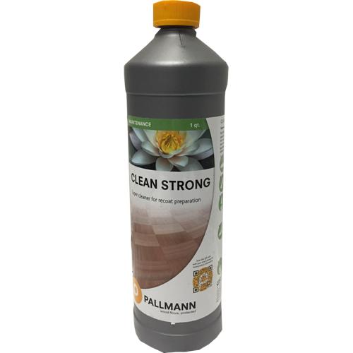 Pallmann Clean Strong Floor Maintenance - Recoat Prep