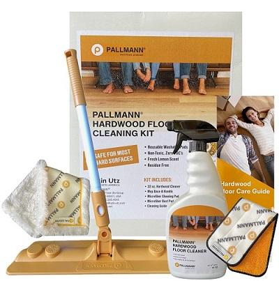 Pallmann Hardwood Floor Cleaner Kit