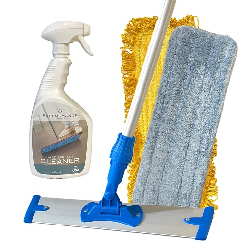 Performance Accessories Hard Surface Cleaner Kit - Quickstep Cleaner