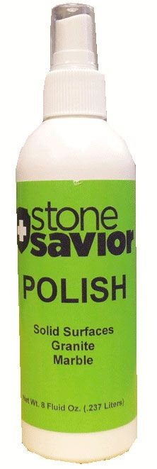 Stone Polish by Stone Savior