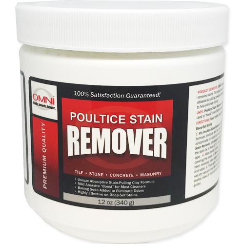 Poultice Stain Remover - Granite Poultice