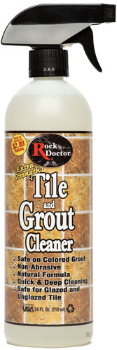 Rock Doctor Colored Grout Cleaner - Unglazed Tile Cleaner