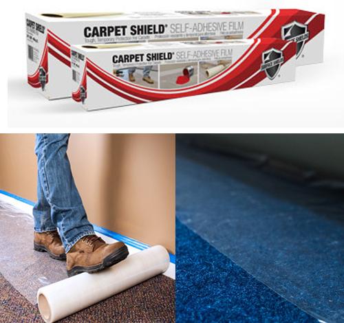 Regular Wound Stairway Carpet Protection - Carpet Shield