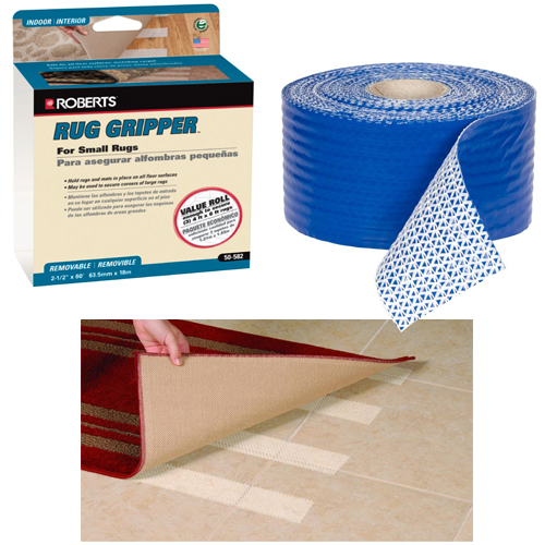 Rug Gripper Tape for All Surfaces