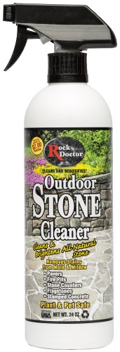 Rock Doctor Outdoor Stone Cleaner 24oz Spray