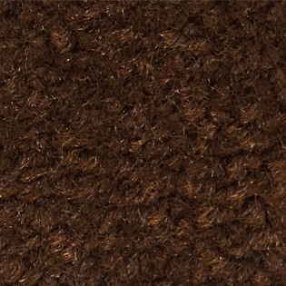 Saddle Brown Carpet Wall Base by the Foot