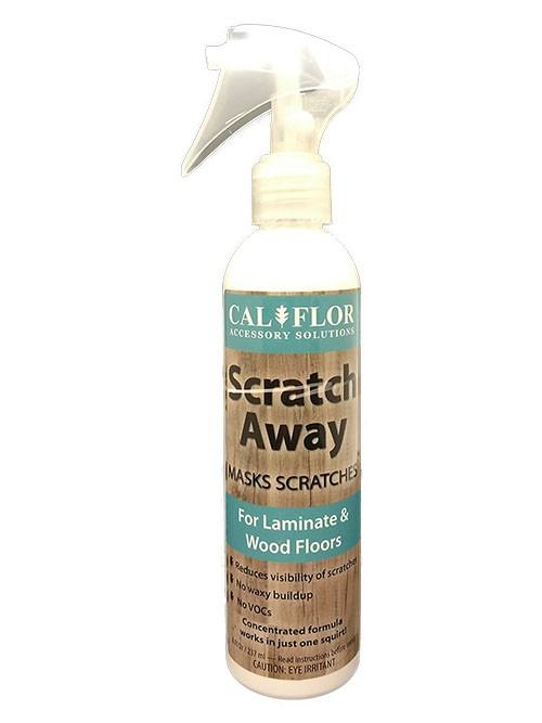 Cal Flor Scratch Away Masks Wood Scratches