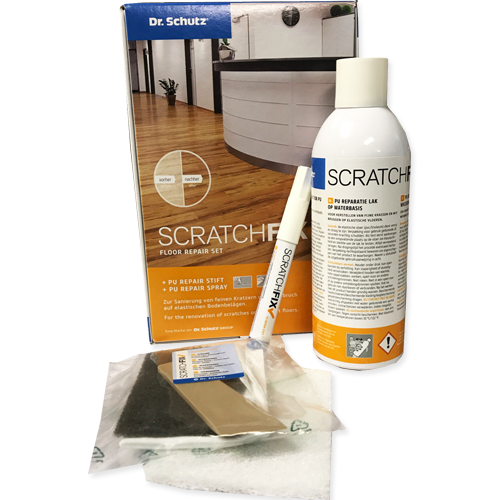 Dr Schutz Scratch Fix - Vinyl Floor Scratch Repair Made Easy