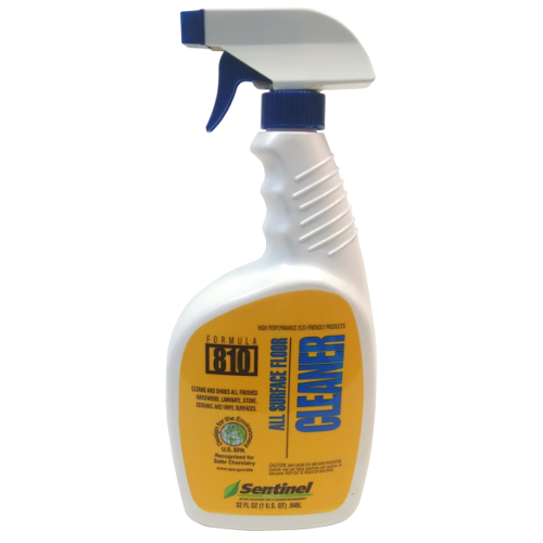 Sentinel 810 All Surface Floor Cleaner Quart