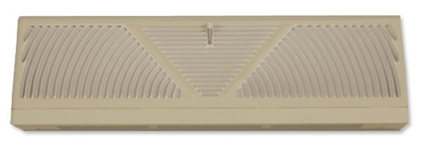 Decorative Baseboard Diffuser Metal Air Vent
