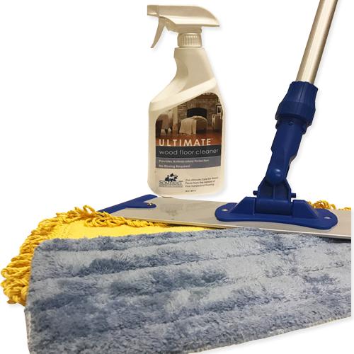 Somerset Ultimate Wood Floor Cleaner - Hardwood Floor Cleaning Kit
