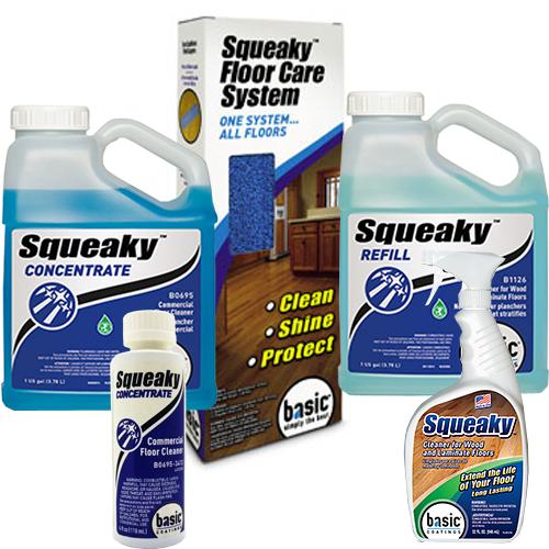 Clean Wood Floors Squeaky Cleaner