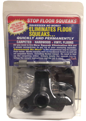 Squeek No More Knock-off Screw